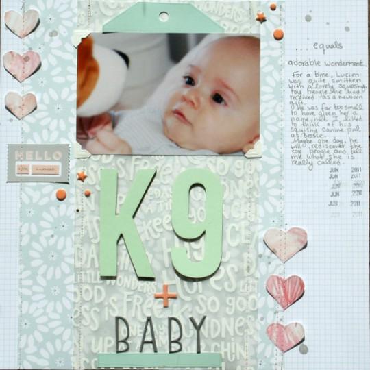 K9 plus baby