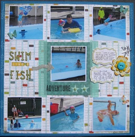 Swim like a fish