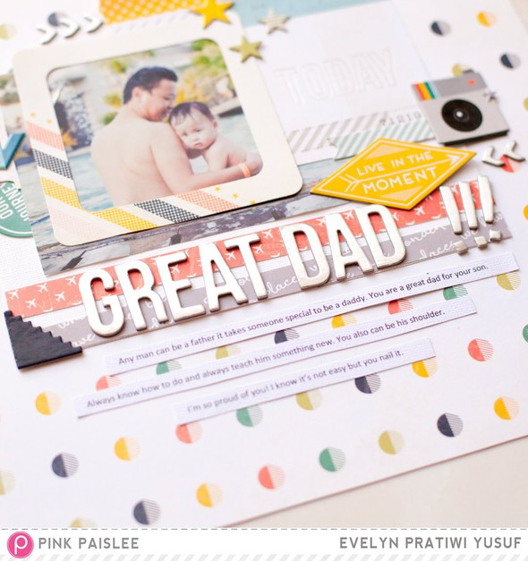 Great dad pink paislee details 3 by evelynpy original