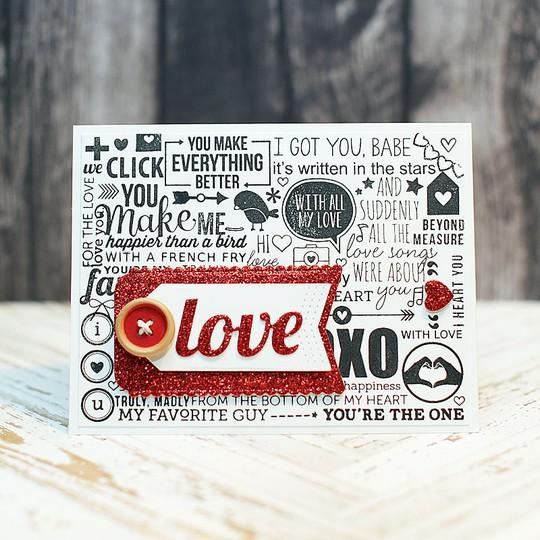 Love card 186 1