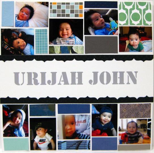 Urijah john