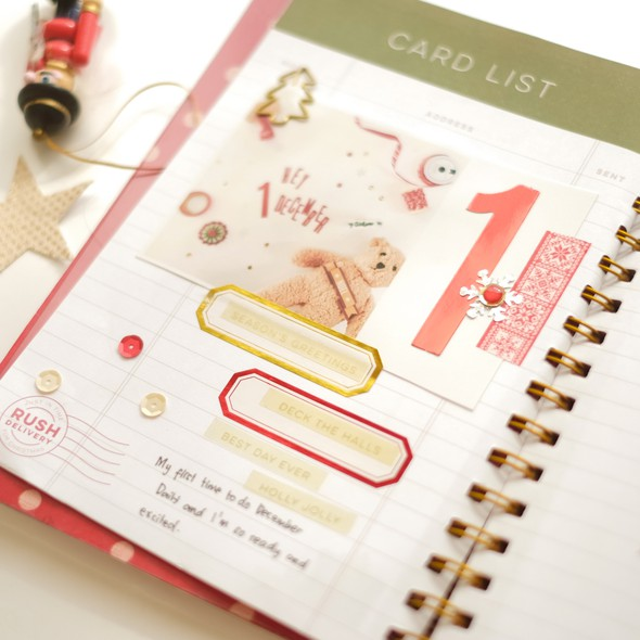 December daily by evelynpy day 1 details 1 original