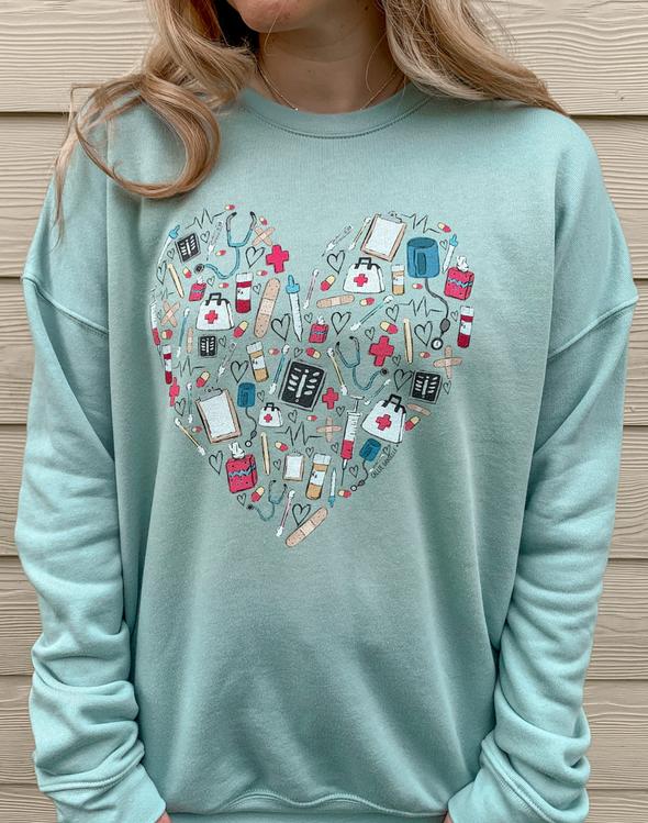 113052 loveforhealthcareworkerssweatshirt slider2 original