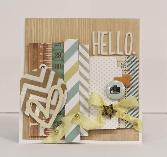 Hello1card