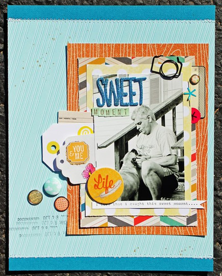 Sweet moment   layout