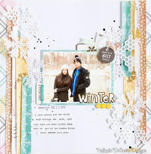 Winter joy original