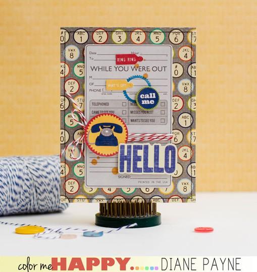 Hellocard dianepayne