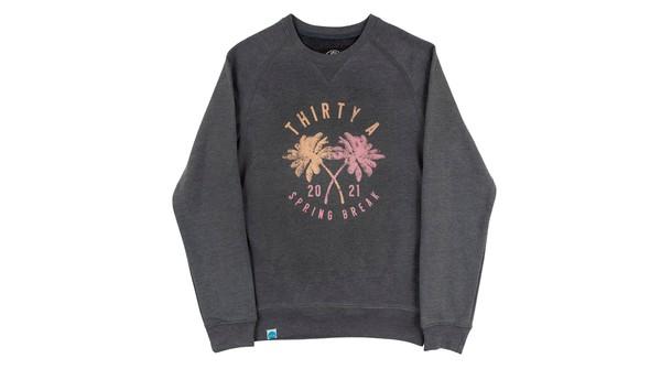137637 springbreakon30acolorfulcrewnecksweatshirtgray slider original