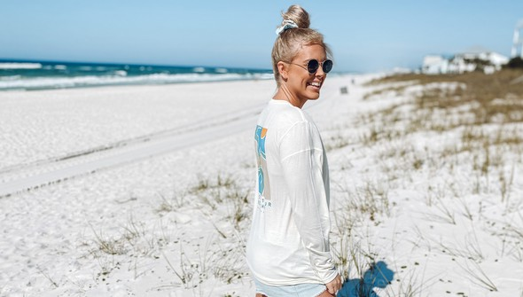 137698 protect our beaches long sleeve tee women cream slider4 original