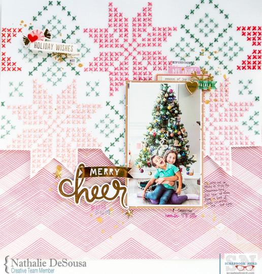 Sn merry cheer nathalie desousa original