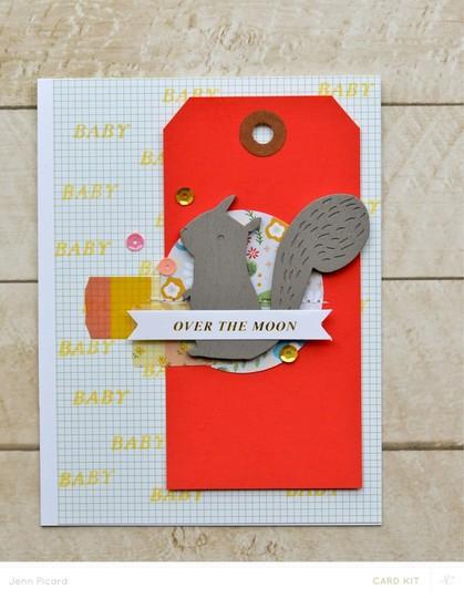 Babby card