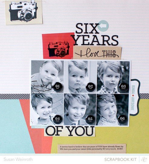 Six years   susan weinroth