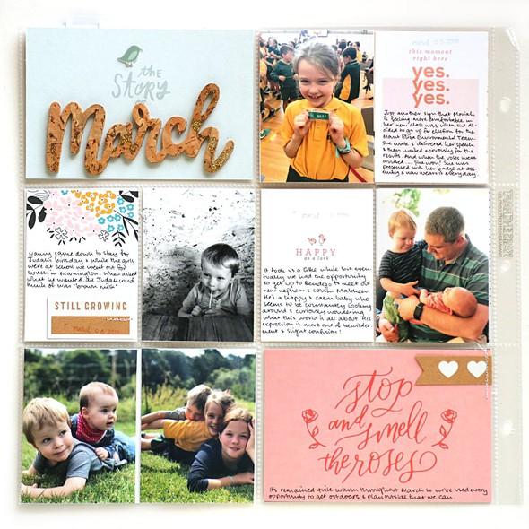 March page 1 original