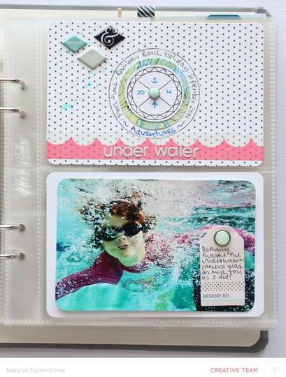 Underwater handbook
