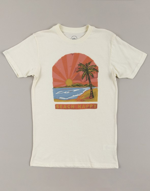 169777 beachhappypalmtreeshortsleevecrewneckteecream original