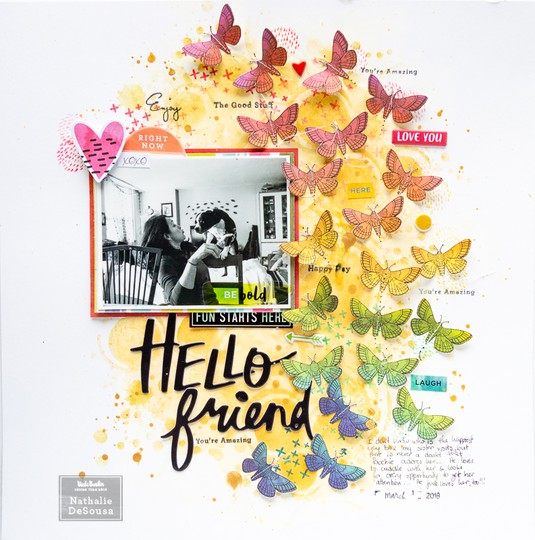 Vb hello friend nathalie desousa 5 original