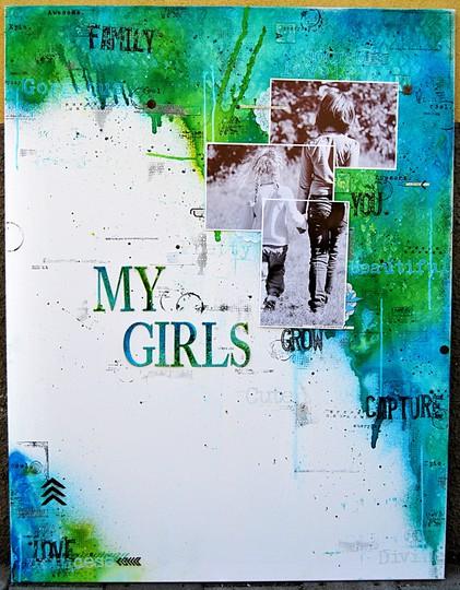 Nine   my girls