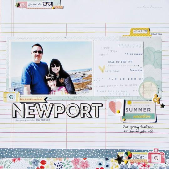 Newport 2016 original