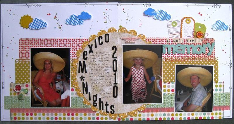 Mexico nights 2010