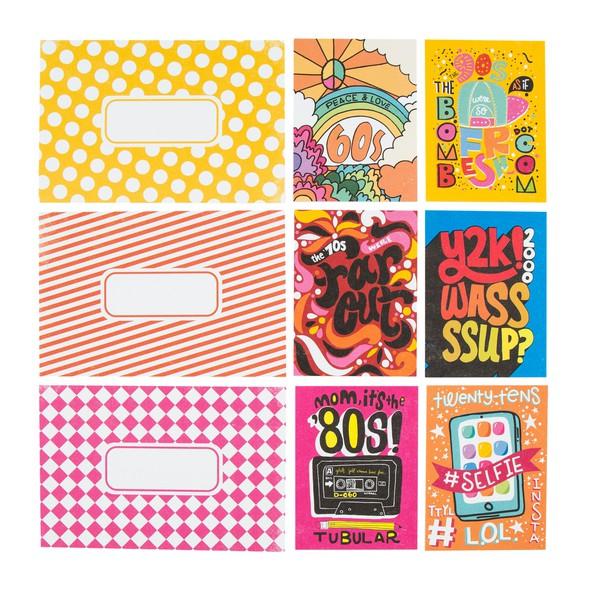 Sc shop journal cards decades 8693 original