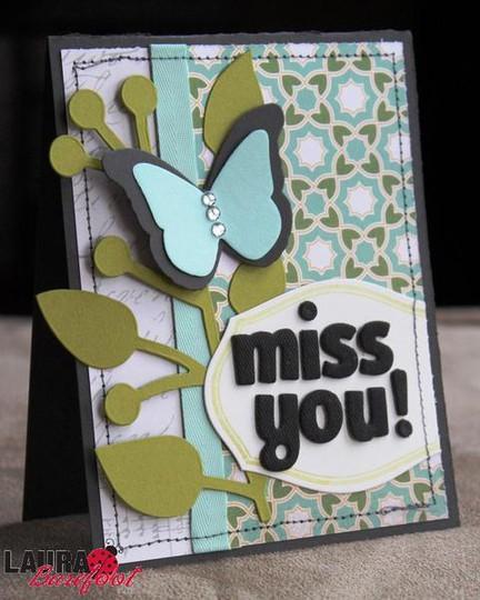 Miss you logo