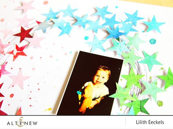 Scrapbook kit lilitheeckels bh2 original