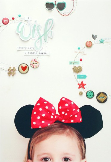 Steffiried layout minnimouse octoberkit2015 original