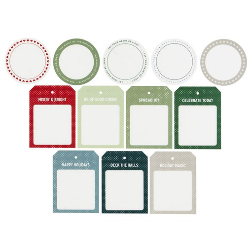 Picture of December Daily® 2021 Transparency Story Card Set