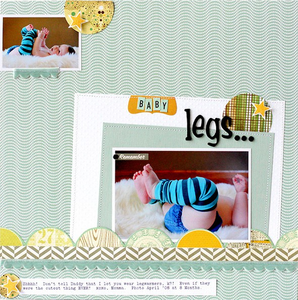 Baby legs layout   jan sc   susan weinroth