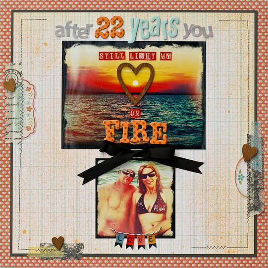 Light my heart on fire 1