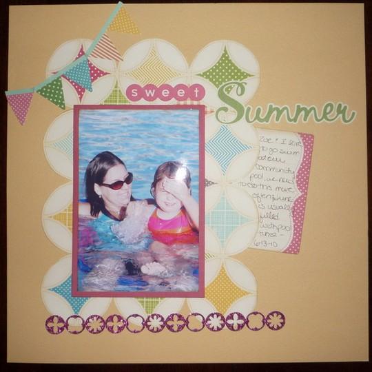 Sweet summer small