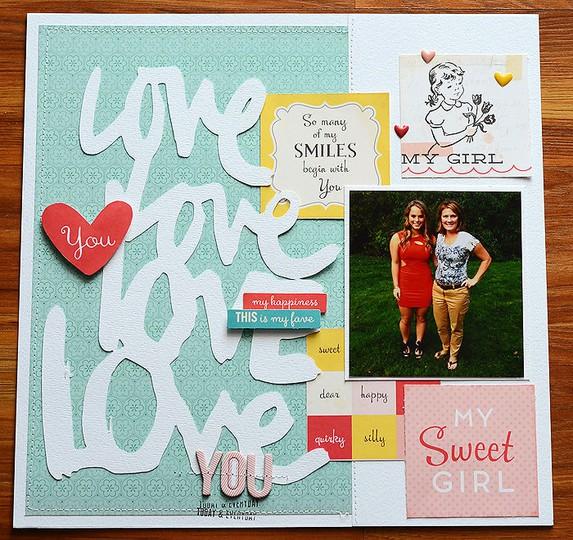 Love love love web