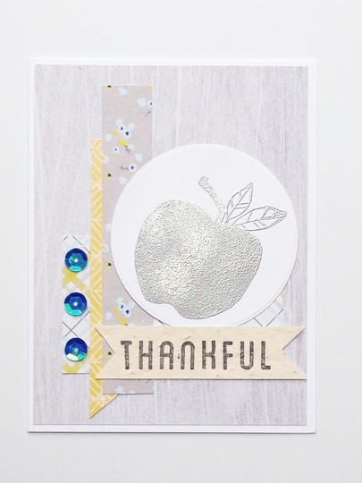 Thankful silver