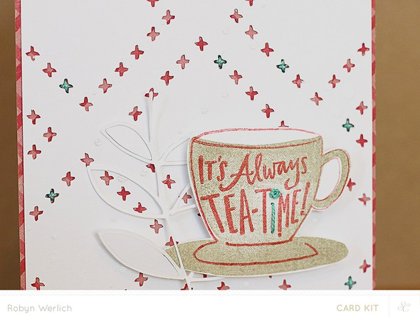 Tea time addon stamp rw 2
