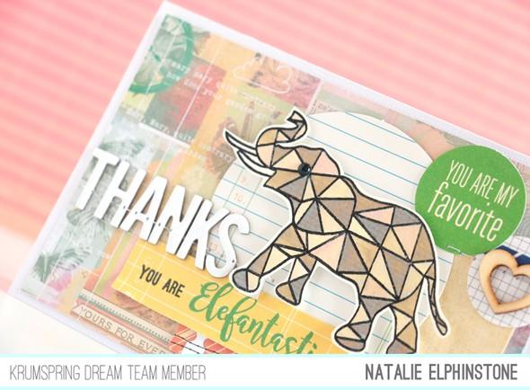 Elephant detail original