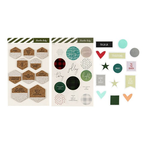 Picture of December Daily® 2019 Variety Sticker Bundle