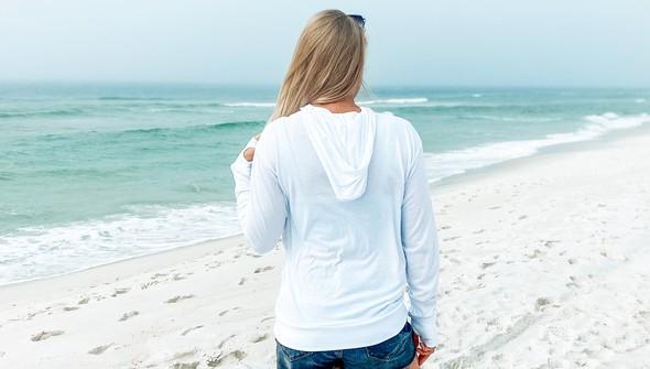 134425 be the sunshine pullover hoodie women white slider5 original