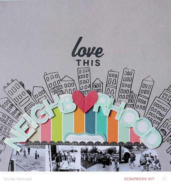 Lovethisneighborhood