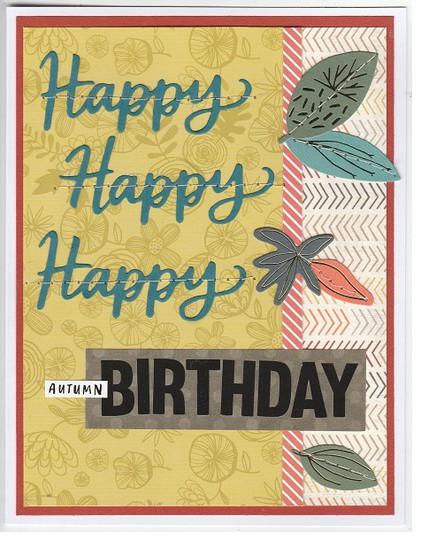 Happy happy happy birthday original