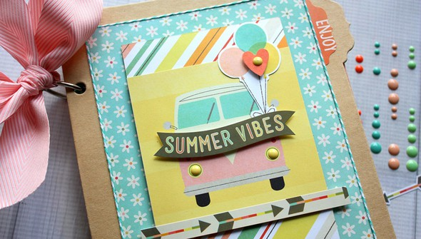 Shellye mcdaniel summer vibes mini album4crop original
