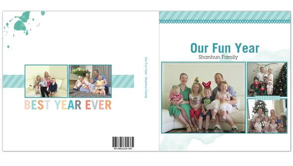 Promo photobook original