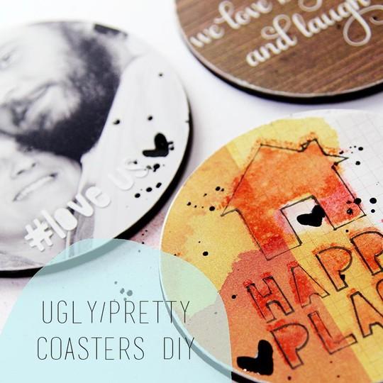 Coaster diy