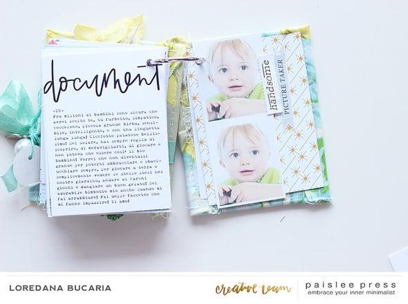 Paislee juneproject soinloveminialbum page12 byloredanabucaria original
