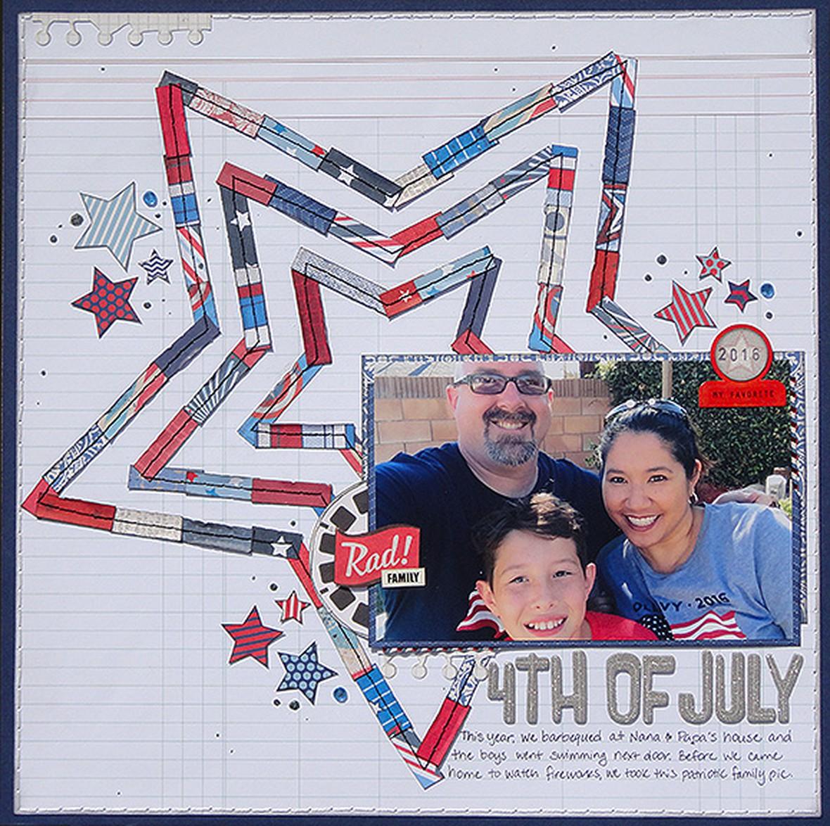 4th of july original