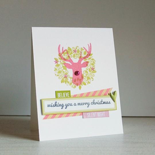 Oh deer it's christmas