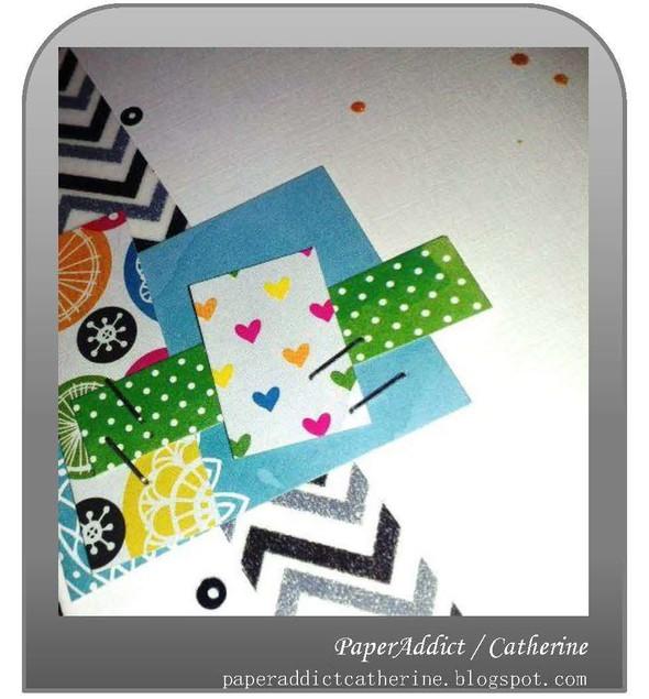 Renee bday card close up