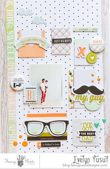 Great father by evelynpy full layout original