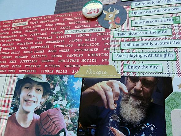 Christmas morn details 2 original
