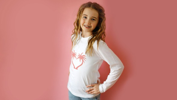 Ns129475 palm tree heart long sleeve slider original