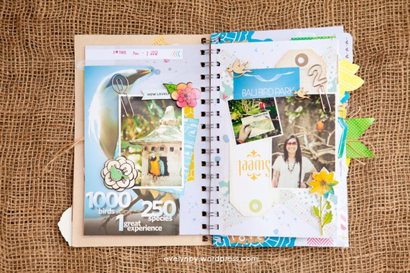 Bali honeymoon day book inside 3 by geekgalz evelynpy